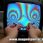 Kineskop vs magnes