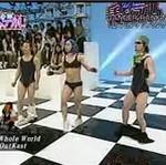 Niezwykły konkurs tańca
